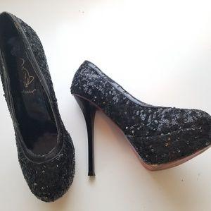 Platform heels 💥